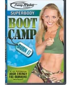 Boot Camp DVD Tracey Mallett
