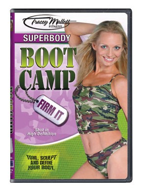 Superbody Boot Camp Tracey mallett